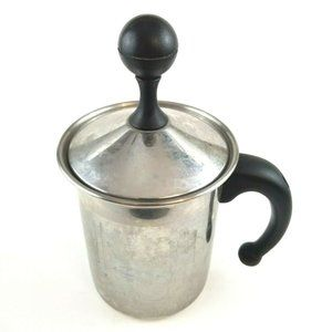 Frabosk Cappuccino Creamer Milk Frother Stainless